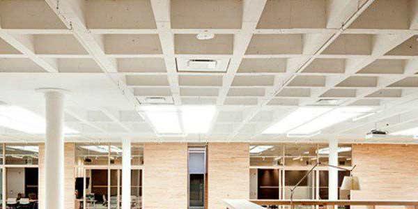 پروژه قالب سقف وافل