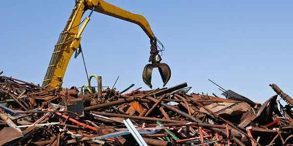 خرید ضایعات میلگرد و آهن ساختمان