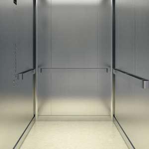 آسانسور بیمارستانی تختی
